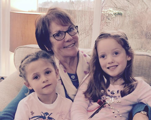 Granny and girls