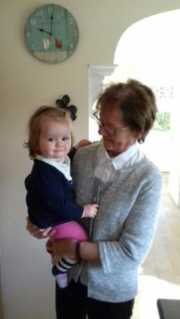 Mum and Annie