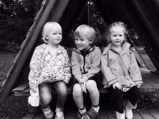 ailsa and kids